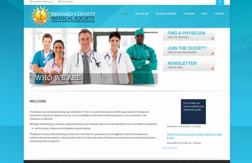 Brevard County Medical Society | Melbourne Florida