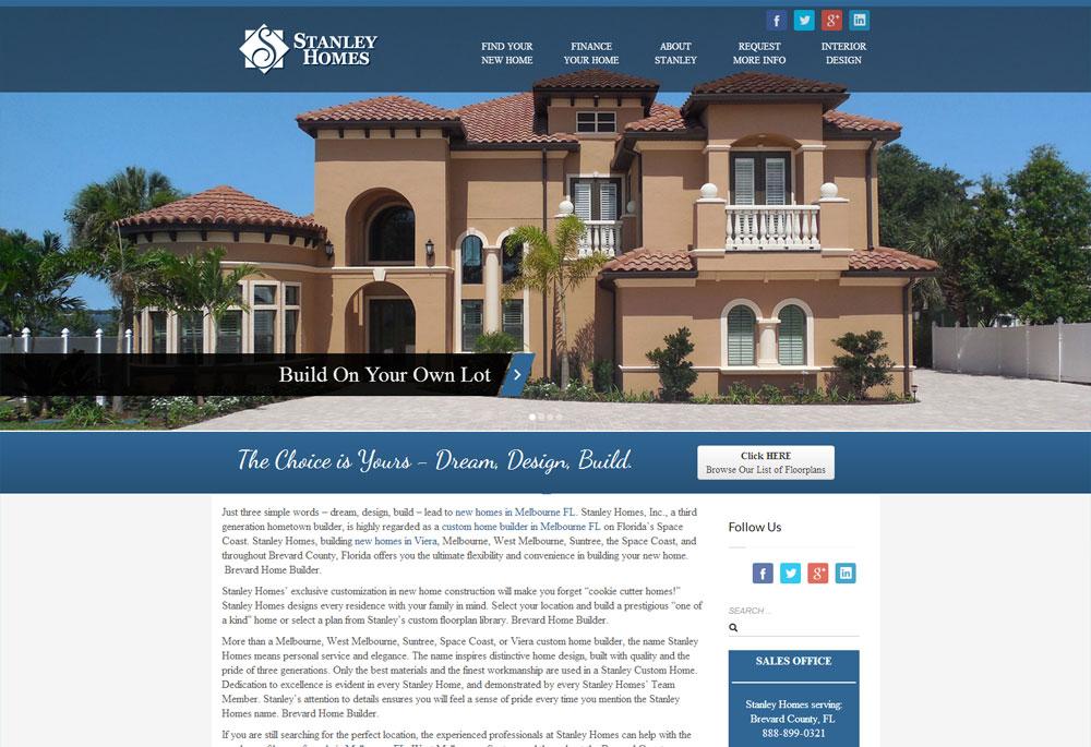 New homes satellite beach fl house plan 2017 for Beach house designs satellite beach fl