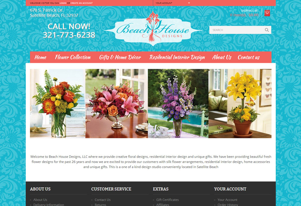 Home And Garden Archives Harvest Web Design