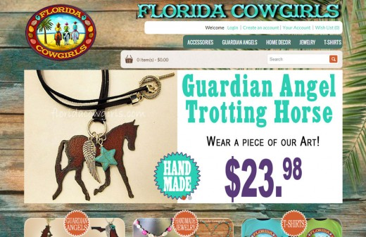 Florida Cowgirls - Harvest Web Design Melbourne Florida